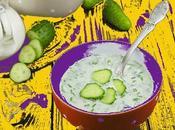 Yogur Pepino Dieta Recetas Menú para Perder Peso