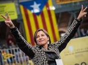 'Odio España' Carme Forcadell