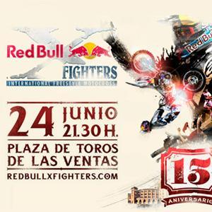 Red Bull X-Fighters (Madrid, España) 24 de Junio 2016