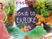 Essence Exit Explorer Umbrella Catrice Retrospective