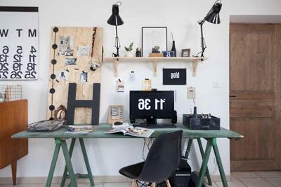 Montar una home office low cost.