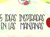 ideas inspiradas Manzanas