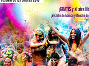 ¡Vuelve Monsoon Holi Madrid!