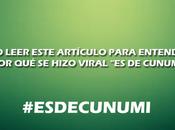 mejor explicación fenómeno viral #EsDeCunumi