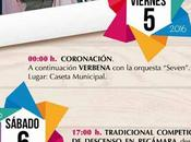 Programa fiestas Alcalá Júcar 2016