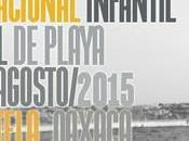 Festival nacional voleibol playa 2015 Zicatela