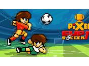 Pixel Soccer quiere convertirse mejor juego fútbol estilo retro