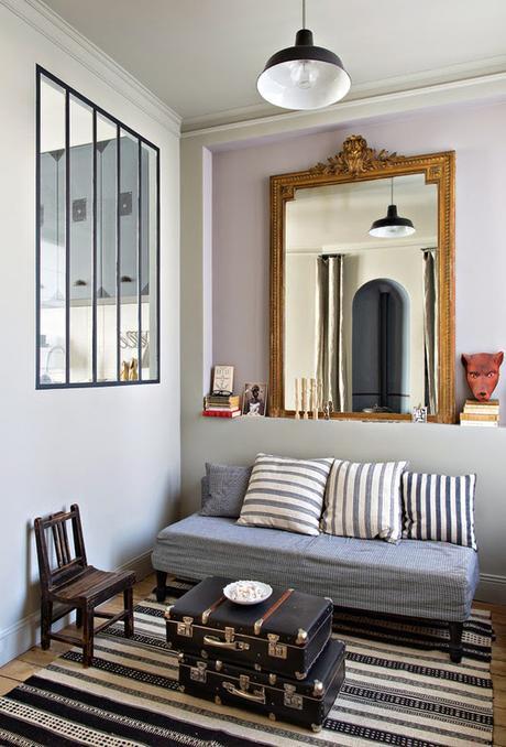 Ideas para decorar las paredes con espejos Paperblog