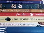 Torre libros JUNIO JULIO (Bookhaul)