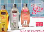 Oil&Go Aceite hidratante ducha.