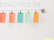 #JUERNES: Pedacitos
