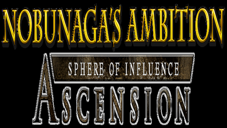 Nobunaga's Ambition Sphere of Influence – Ascension logo