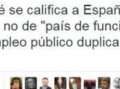 España, ¿país camareros?