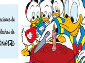 Invitaciones cumpleaños Pato Donald