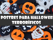 postres para Halloween terroríficos
