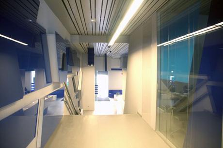 Despachos y oficinas dise ados por a cero i paperblog for Oficina mutua madrilena