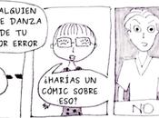 Cosas pasan cuando dibujas cómics