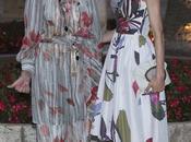 Novedad: Dña. Letizia elige diseñador español Juan Vidal para recepción Palma