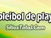 Voleibol Playa Torneo Femenino Vivo Juegos Olímpicos 2016 Martes Agosto