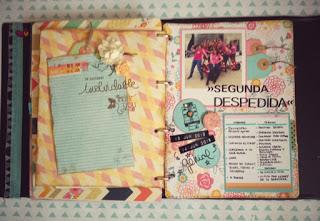 Segunda despedida en mi Junk Journal