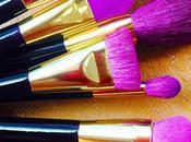 Guía básica brochas maquillaje