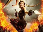 "Primer afiche tráiler ""Resident Evil: Capítulo Final Milla Jovovich"