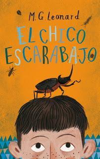 El chico escarabajo — M.G. Leonard