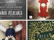 saga hogar Miss Peregrine para niños peculiares' será publicada completo España