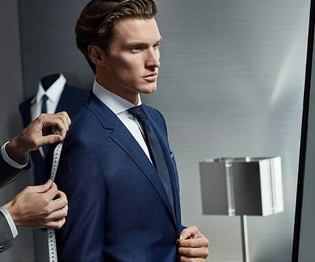 The Ultimate Guide to buy a Mass Market Suit (III): The Right Size