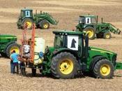 partida ajedrez tractores cosechadoras