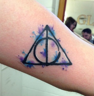 To Show You #26: Harry Potter Tattoos