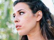 Inspo festival makeup