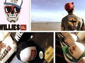 Willies, ropa urbana toque surfero