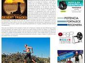 Sport Training Revista Española deporte competición hace reto deportivo/solidario Xtrem Desert Tracks para Federación Salud Mental Cataluña
