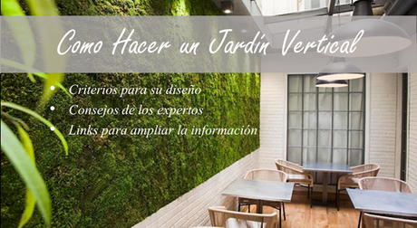 Como hacer un jardin vertical fabulous fuente with como for Como armar mi jardin