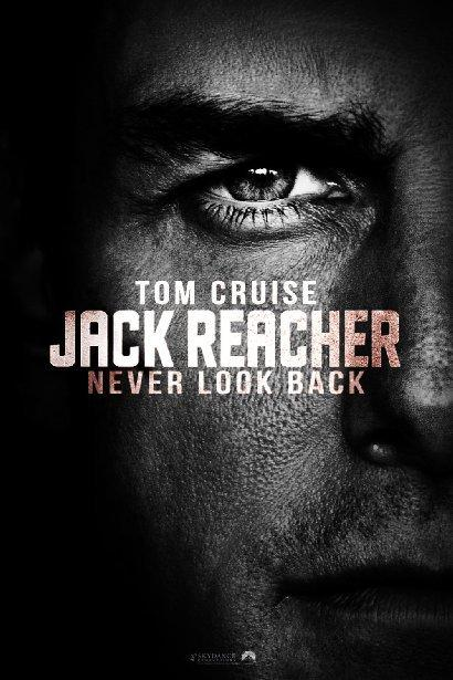 @JackReacher regresa en nuevo tráiler de Jack Reacher: Never Go Back
