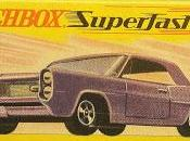 Pontiac Matchbox Superfast