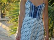 Little backless dress