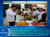 concurso gastronómico sabores cañete 2016...