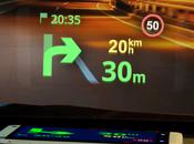Cómo mostar información salpicadero coche