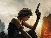 Residen Evil: capítulo final, teaser poster trailer