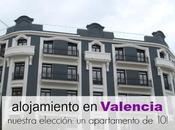 Valencia, dónde alojarse
