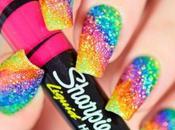Marcadores sellos para uñas realizar hermosos diseños