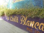 Mural donde estaba casita blanca barcelona abans, avui sempre...20-08-2016...!!!