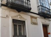 casa natal Gustavo Adolfo Bécquer.