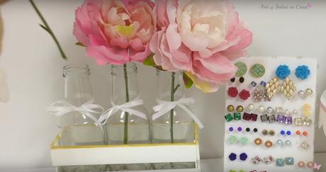 Manualidades con reciclaje para decorar tu hogar paperblog - Manualidades para decorar el hogar ...