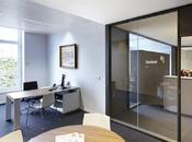 opciones Separación Ambientes Oficinas Grandes