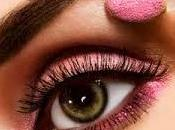 Color sombras según color ojos