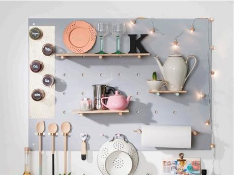 Ideas originales para decorar peque as cocinas paperblog - Cocinas originales pequenas ...
