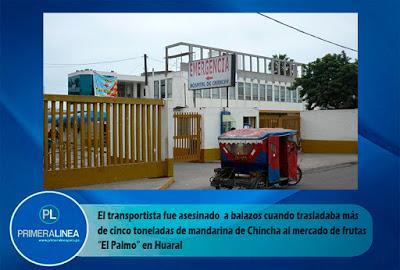 LA INSEGURIDAD CIUDADANA PROSPERA EN EL NORTE CHICO…